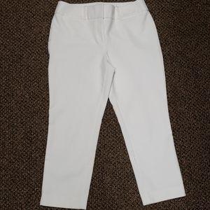"""Loft Julie """"Riviera"""" ankle pant - Size 8"""